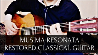 Musima Resonata - После реставрации