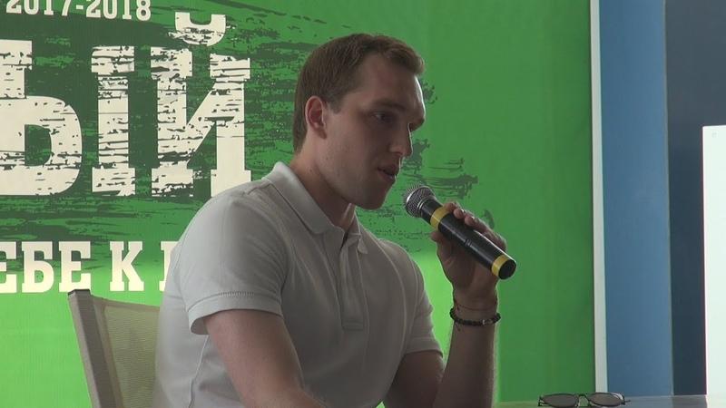 UTV Андрей Василевский Я постараюсь привезти в Уфу кубок Стэнли смотреть онлайн без регистрации