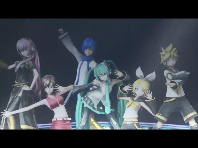 【初音ミク10th】Magical Mirai 2017 Full Concert 1080P with JPNCHS Sub【マジカルミライ 2017】