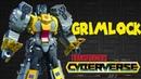 Transformers Cyberverse Ultra Class Rocket Roar GRIMLOCK Video Review