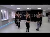 Jazz-Funk Начинающие Choreo By Julia Banana J-Dance Studio (Sorry not sorry)