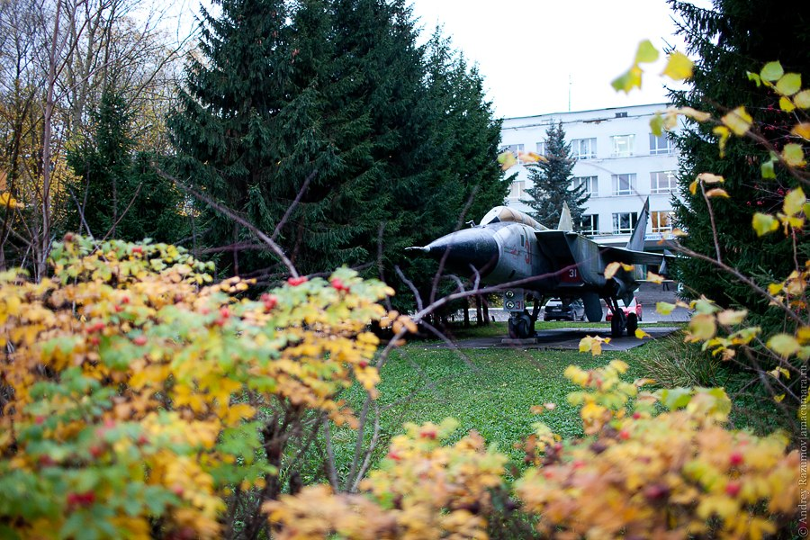 Университет Гражданской авиации Авиагородок МиГ-31