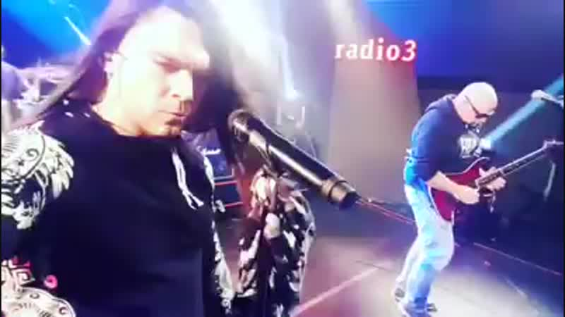 Sound Check en TVE Grabando en Los conciertos de Radio 3