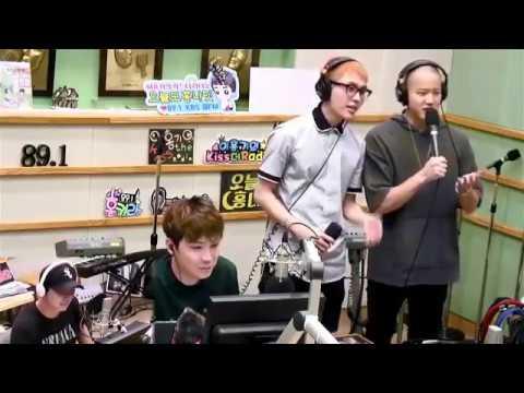 [BTOB] Kiss The Radio - Ilhoon,Peniel,Hyunsik(cover)Love Sick -FT Island