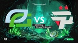 Optic vs Pain, The International 2018, Group stage, game 2