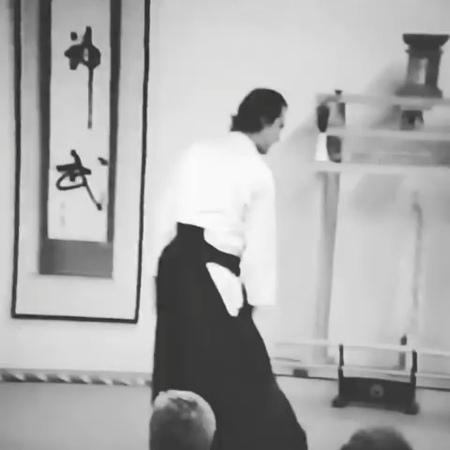 "Алексей Лобзов on Instagram: ""Дзю ваза в исполнении молодого Стивена Сигала Steven Seagal🙏🏻forever 👊🏻👊🏻 aikido aikikai 合気道 айкидо martialart..."