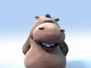 Песенка бегемота! (Прикол)