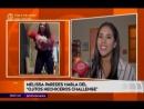 Melissa Paredes protagoniza tierna Sesion de Fotos junto a su Pequeña Hija
