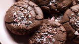 Peppermint Brownie Cookies Recipe by Jesse Holiday Cookie Countdown Tasty
