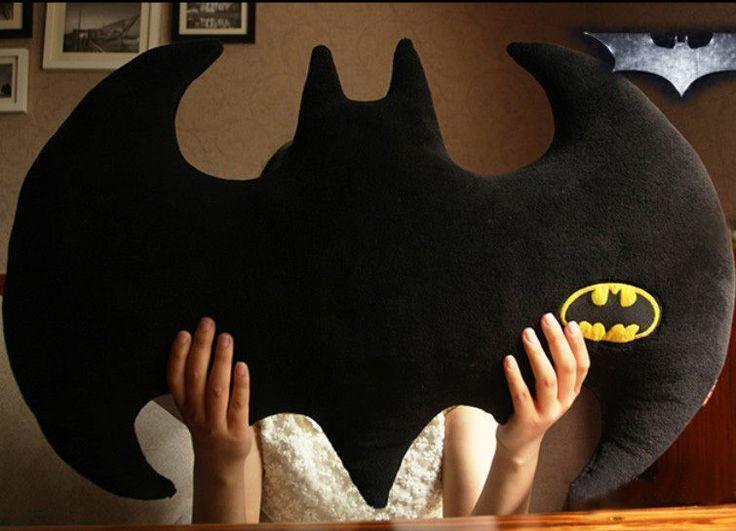 Бэт-подушка -