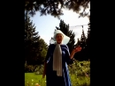 Елена Михайлова поётМальчик и девочкаи танцует..