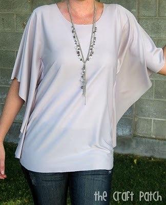 Фото блузка своими руками