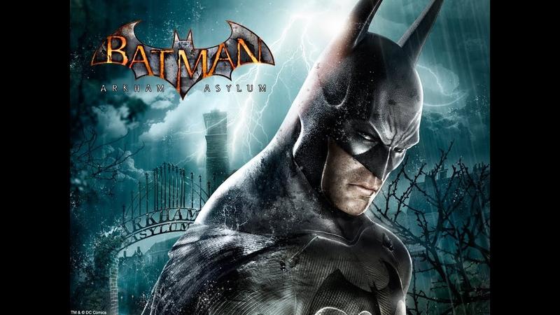 Batman Arkham Asylum 9 по следам Джокера без комментариев