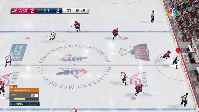[Развлекательный канал SG] NHL 18 Карьера игрока 2 Итоги Memorial Cup, Драфт