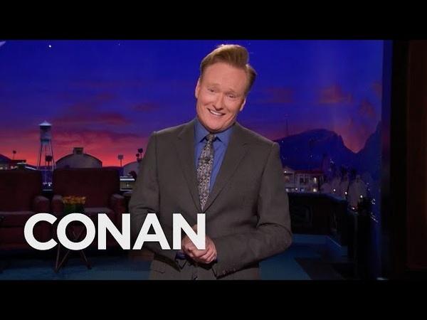 Conan On The ATT-Time Warner Merger - CONAN on TBS