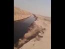 СИРИЯ 27 02 2018 загрязнение нестабильность река нефти разворачивается на территории Сирии без бурения