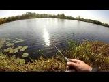 Окуневый твичинг - ловля на мелкие минноу
