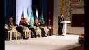 Пленарное заседание. Приветственное слово представителя делегации Туркменистана