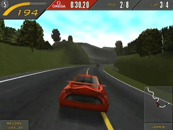 Взгляд в прошлое Выпуск 52 Need for Speed II Зажигательная серия 3