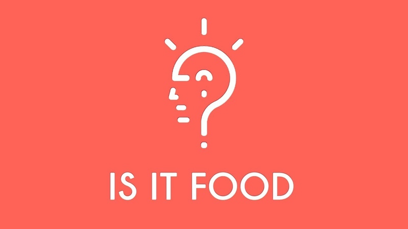 [Machine Learning] Is It Food? A Journey Of Minds, Machines And Meals