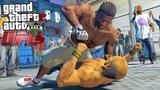 УСТРОИЛСЯ НА БОИ БЕЗ ПРАВИЛ UFC В ГТА 5 МОДЫ! ОБЗОР МОДА В GTA 5! ИГРЫ ГТА ВИДЕО МОД