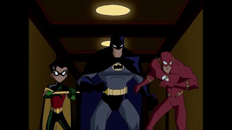 The Batman.Бэтмен (2004-2008) Сезон 5 Серия 5