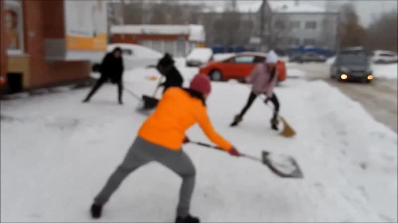 SNOWfit Новый вид зимних тренировок
