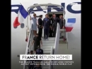 The France squad enjoyed a huge reception on return from the World Cup and they will all be awarded the Legion of Honour, the