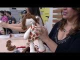 Boneca Rebeca por M