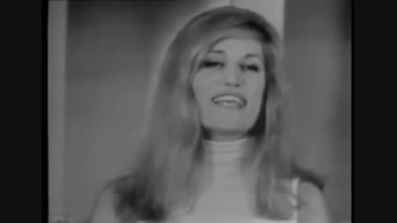 Dalida. Petit homme Little man.1966 г