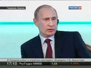 Афоризмы Путина