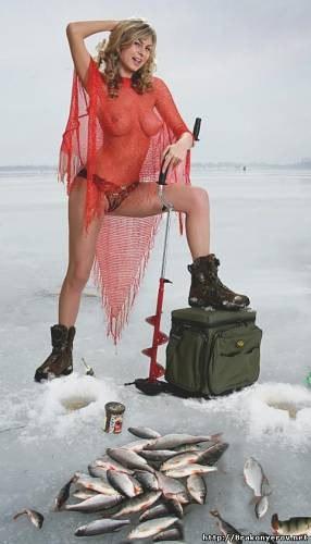когда ловить рыбу зимой