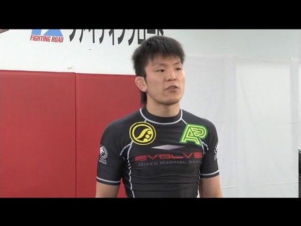 Shinya Aoki Best MMA Takedowns instrucinal