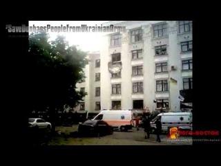 ТСН - Рупор Геббельса. Про авиаудар по Луганской ОГА 2.06.2014