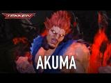 Tekken Mobile – трейлер гостевого персонажа – Акума