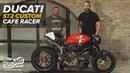 V-Moto's Ducati ST2 Custom Cafe Racer