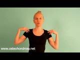 Упражнение для суставов видео   Александра Бонина часть 1