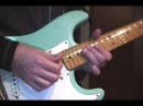 Atom Heart Mother PART 3 - Funky Blues Guitar SOLO [Gilmour Cover]