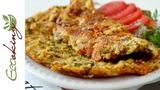Самый вкусный Нутовый ОМЛЕТ (почти как настоящий) веган (постный) без яиц gluten free