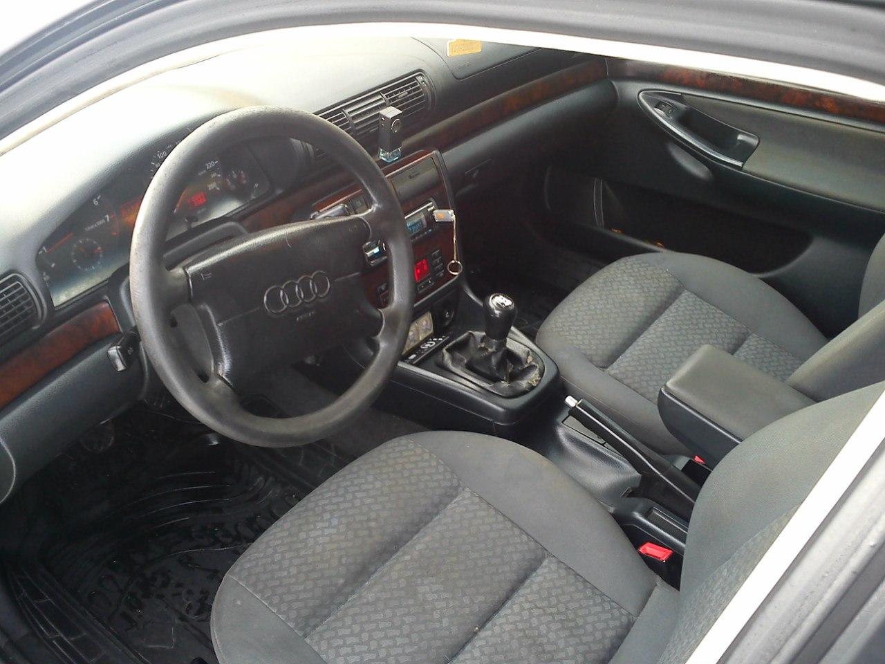 """Audi A4 Avant -""""Авдотья"""" Ul9jx-24xhk"""