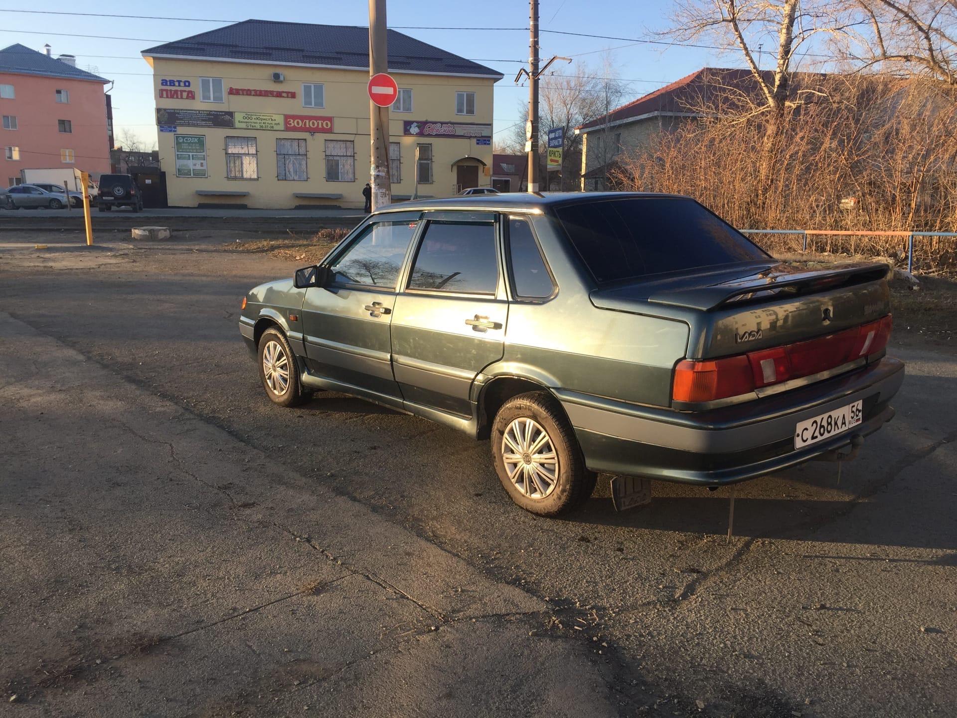 Купить ВАЗ 2115 в отличном состоянии. 2007 | Объявления Орска и Новотроицка №2853