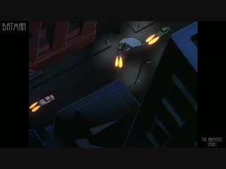 Batman The Animated Series. Сезон 2. Серия 6. Ужасное трио / The Terrible Trio