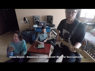 Hiatus Kaiyote - Nakamarra ( James Lo Scott:Mon Vie: Luzhanski cover)