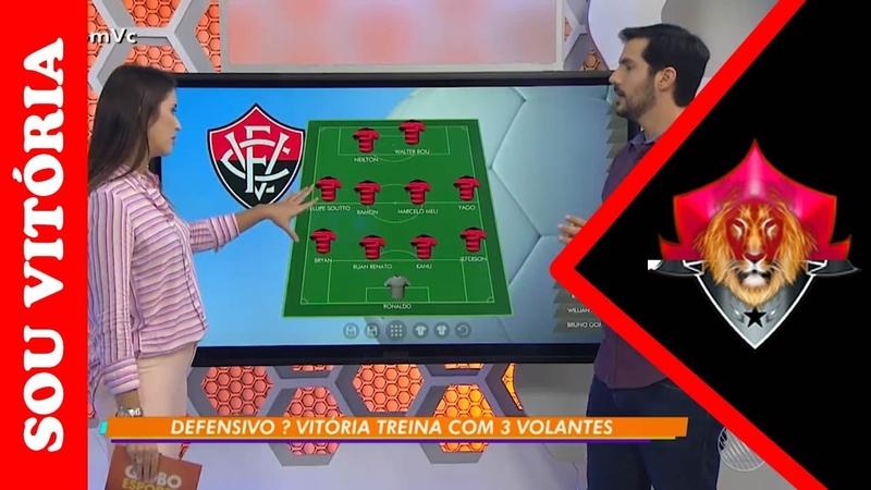 Pintou o time! João Burse mostra nova cara do Vitória