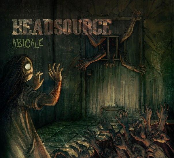 Новый альбом HEADSOURCE - Abigale (2012)