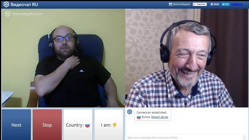 Розмова з росіянином про Китай.
