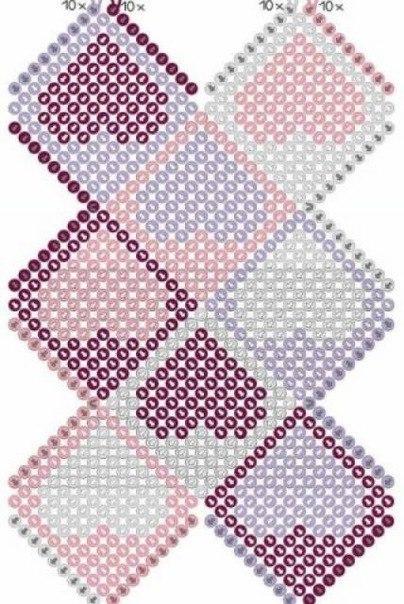 Схема-фенкчки конфетки с