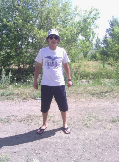 Beniamin Margaryan, 10 августа 1995, Киселевск, id158638248