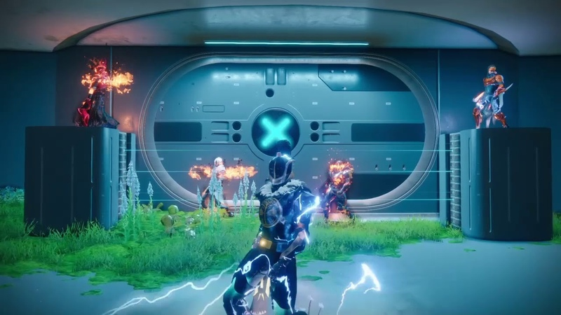 Destiny 2 танцы ч.9 Galactic gop stop