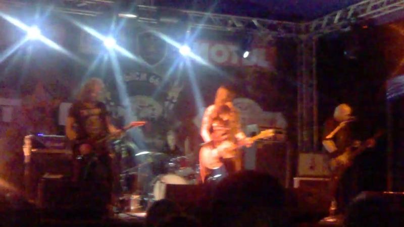 Garage Dayz (Metallica show) Рысий след